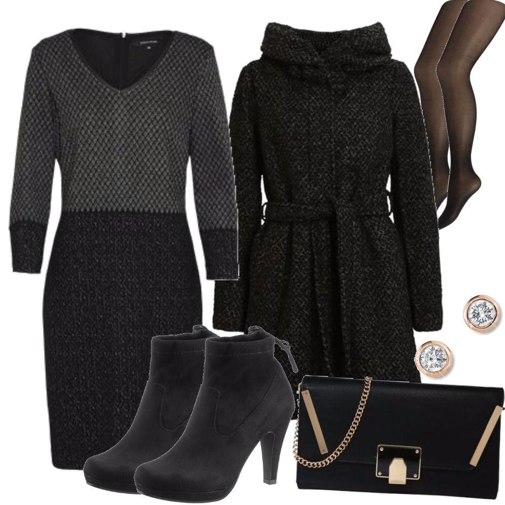 Weihnachtsfeier Casual PIECES Outfit für Damen zum Nachshoppen auf ...