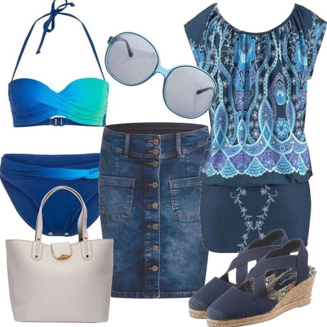 dc7e0d52c5d464 lascana blue lagune für Damen zum Nachshoppen auf Stylaholic