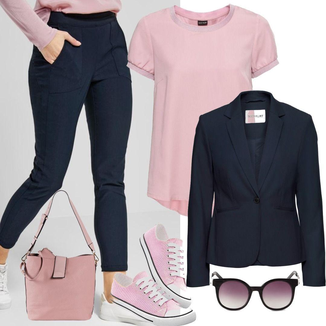 detailed look 4e983 a65f4 Shirt-Tunika ohne Ärmel in rosa für Damen von bonprix Pink ...