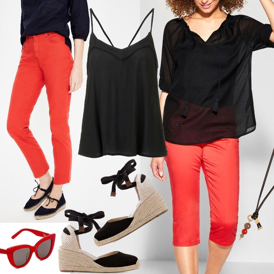4b79d3883a9162 Street One Transparente Tunika Bluse Outfit für Damen zum ...