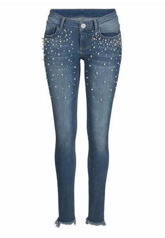 Melrose Skinny Denim Silver Outfit für Damen zum Nachshoppen auf ... b289512002