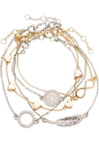 FäHig Afrikanische Perlen Schmuck Sets Für Frauen Kleid Zubehör Gold Farbe Kristall Hochzeit Braut Halskette Ohrringe Armband Ring Sets Schmuck & Zubehör