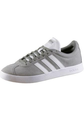 competitive price 06381 4c9a1 adidas VL COURT 2.0 Sneaker Herren Grau