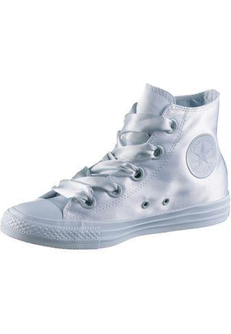 2cb1c4ae283b91 CONVERSE CHUCK TAYLOR ALL STAR BIG EYELETS Sneaker Damen Silber