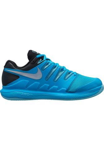 newest collection db1e3 ba971 Nike Paris W NIKE AIR ZOOM VAPOR X CLY Tennisschuhe Damen Blau